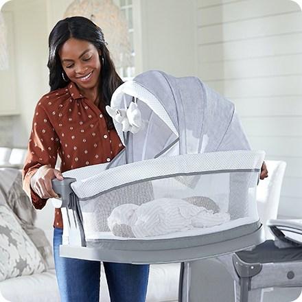 Portable Infant Bassinet