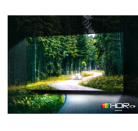Spectacularly vibrant colors bring the director's vision to life - Quantum HDR 32x
