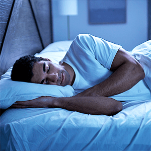 Works while you sleep