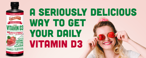 A Seriously Delicious Way to Get Your Daily Vitamin D3