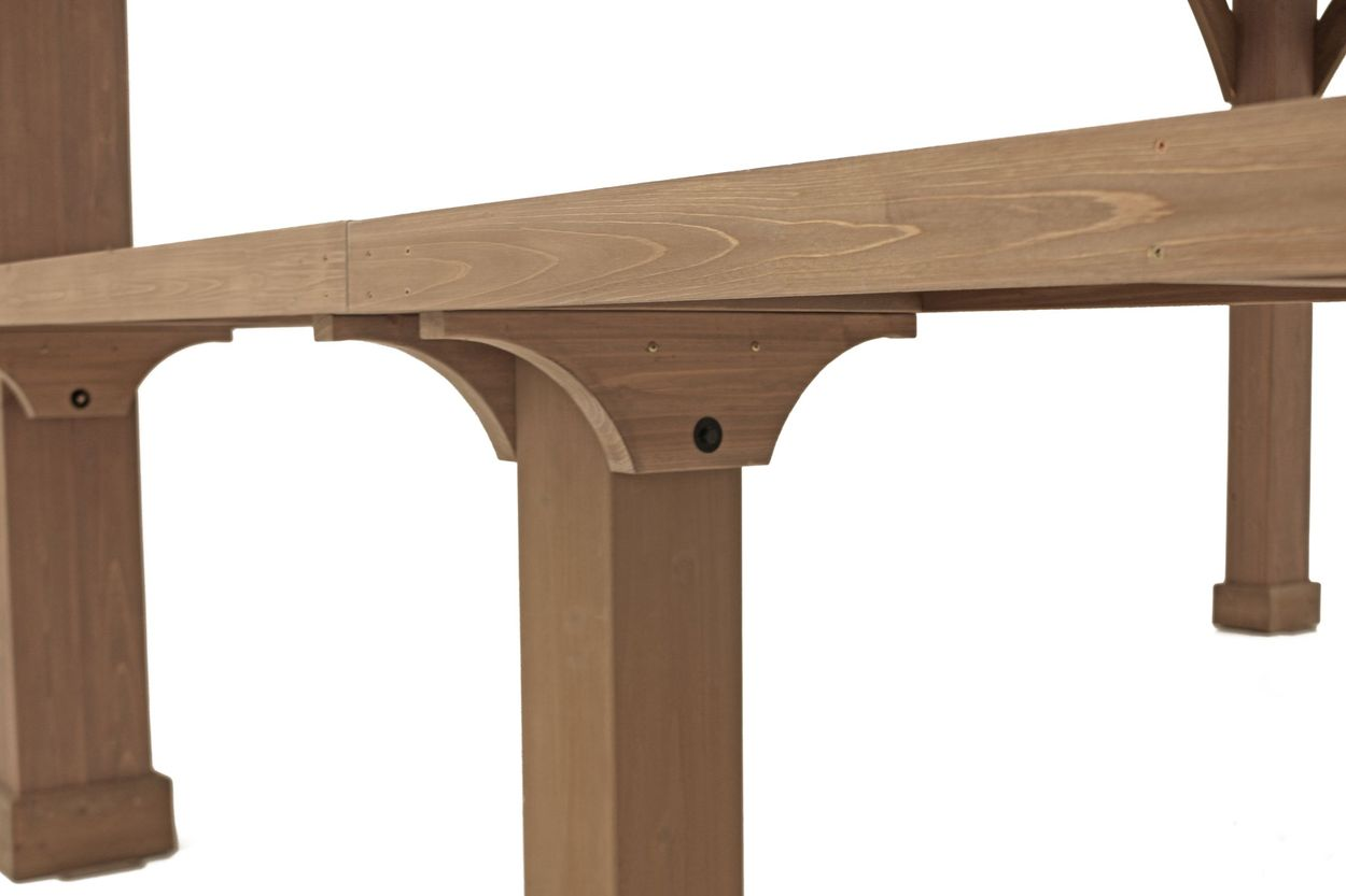Built with 100% FCS Certified Lumber