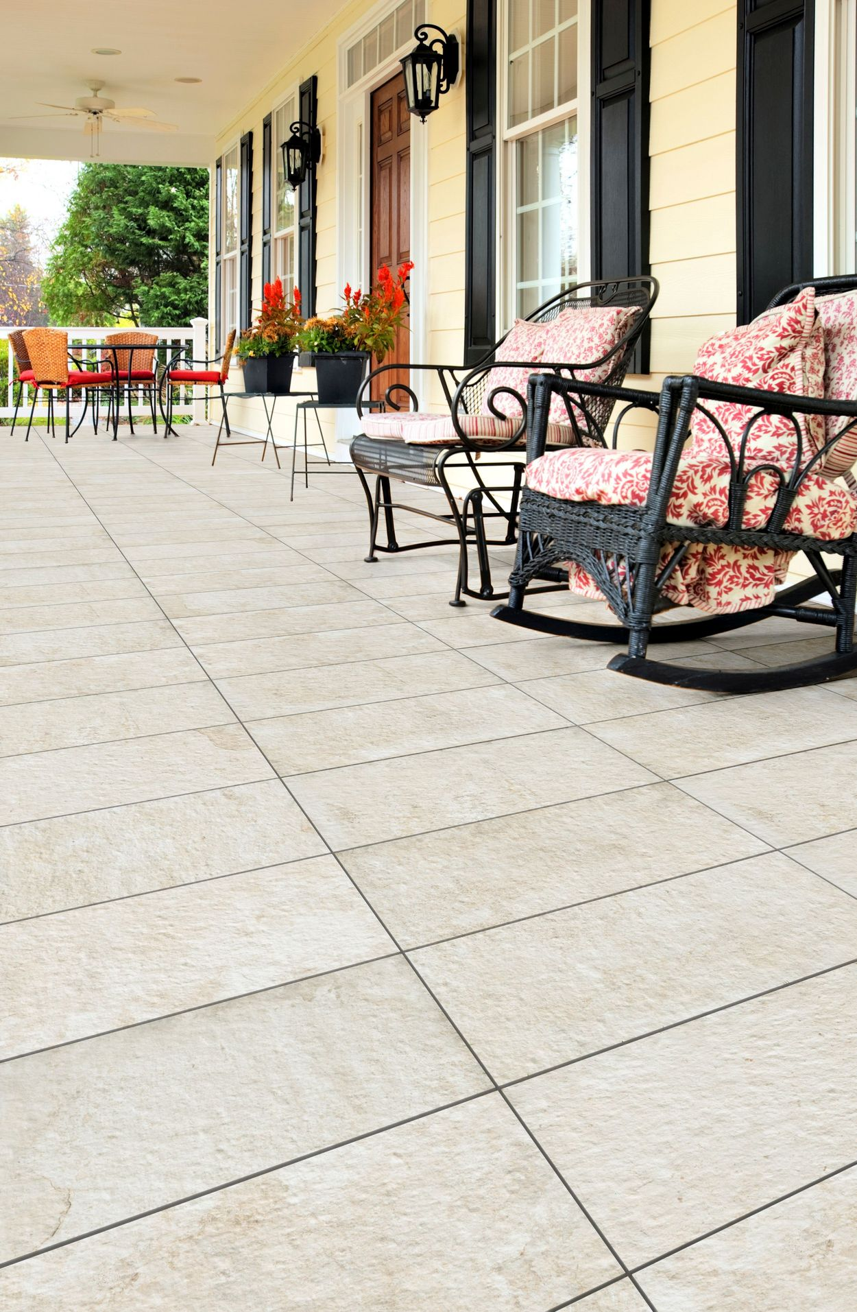 style selections everest 24 in l x 12 in w x 1 in h paver