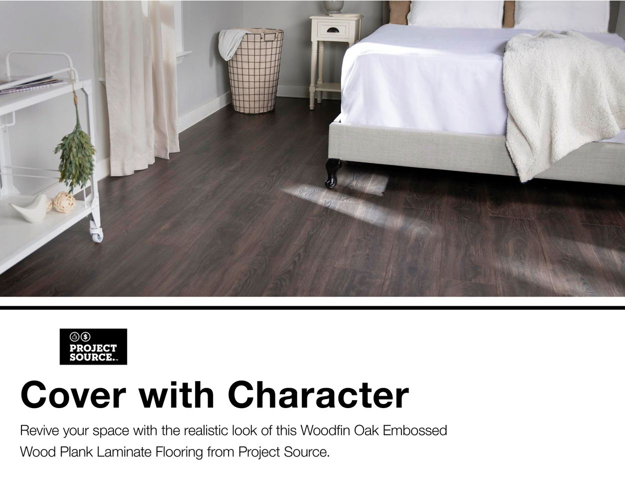 Style Selections Woodfin Oak 9 mm Thick Wood Plank 9.9 in W x ...