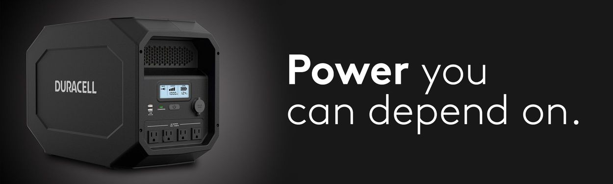 Power you can depend on.