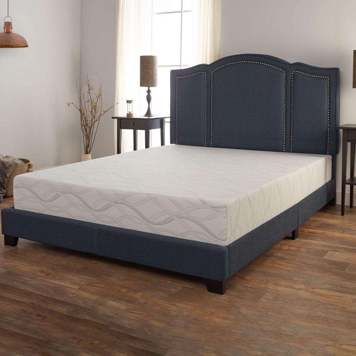 Picture of: Comfort Tech 10 Serene Firm Twin Xl Mattress 2 Pack