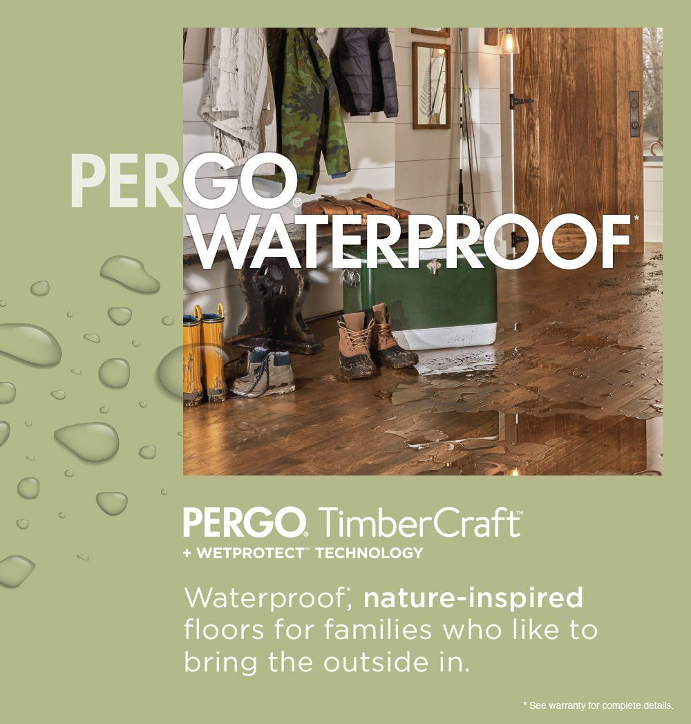 Laminate Flooring Department At, Pergo Laminate Flooring Warranty