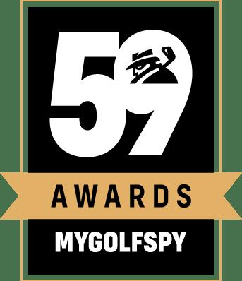 59 Awards mygolfspy logo