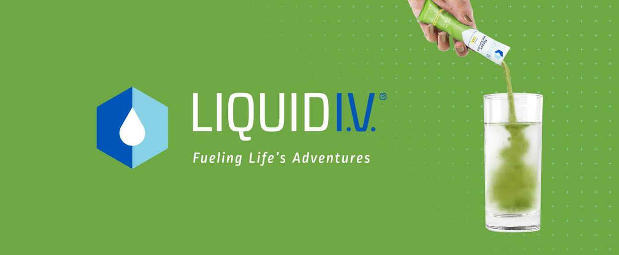 Liquid I.V. Energy Multiplier