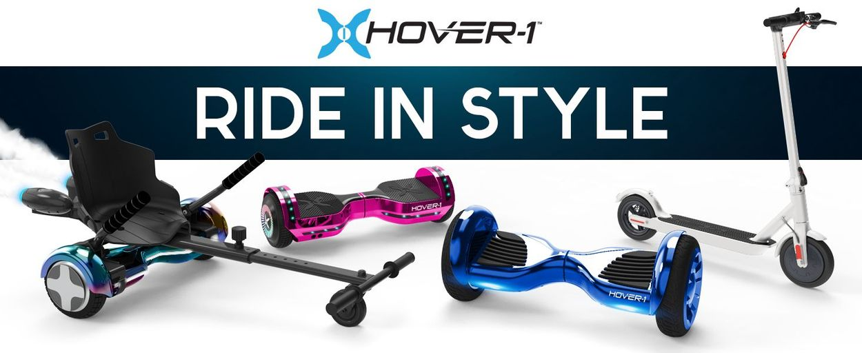Hover-1 Ride in Style